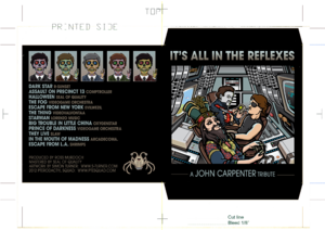 It's All In The Reflexes - A John Carpenter Tribute - korobka.png