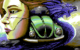 Girl-Car-Vyvern C64 by Grass.png